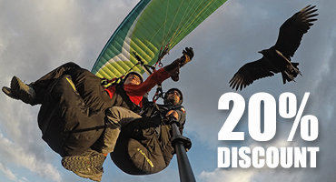 Parahawking - 20% Discount