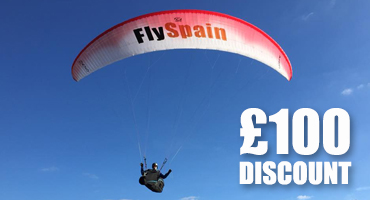 Paragliding Course - £100 OFF